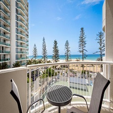 Penthouse Apartments at Kirra Beach Apartments Coolangatta Gold Coast