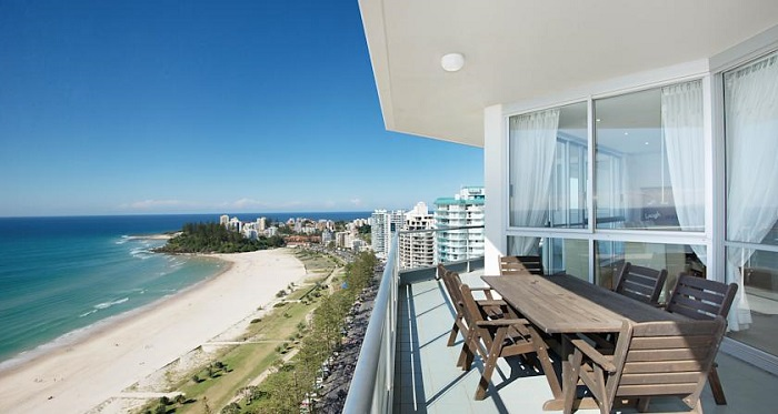 Penthouse Apartments At Points North Apartments Coolangatta Gold Coast