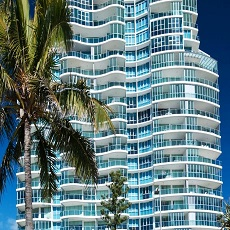 Penthouse Apartments at Reflection on the Sea Coolangatta Gold Coast