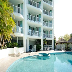 Penthouse Apartments at Crystal Bay on the Broadwater Gold Coast
