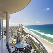 Penthouse Apartments at 2nd Avenue Beachside Apartments Burleigh Heads