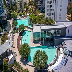 Penthouse Apartments at Q1 Resort & Spa Surfers Paradise Gold Coast