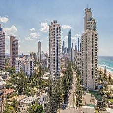Penthouse Apartments at Oceana on Broadbeach Apartments Gold Coast