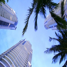 Sub Penthouse Apartments at The Towers Of Chevron Renaissance Surfers Paradise