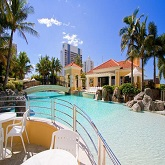 Sub Penthouse Apartments at Towers of Chevron Surfers Paradise Gold Coast